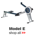 Concept 2, Model E, Indoor Rower Repair Parts
