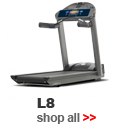 Landice L8 Treadmill Repair Parts