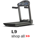 Landice L9 Treadmill Repair Parts