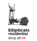 SportsArt Residential Elliptical Repair Parts